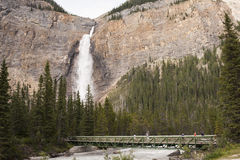 Kanada - kolumbiowie brytyjska - Yoho Nationalpark Obraz Royalty Free