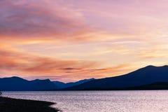Kanada lake royaltyfria foton