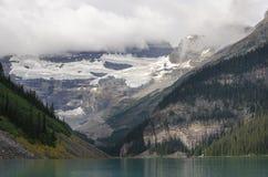Kanada Lake Louise Arkivfoto
