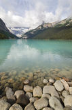 Kanada Lake Louise Royaltyfri Fotografi