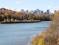 Kanada landskap Fotografering för Bildbyråer