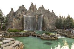 Kanada-Märchenland stockfoto