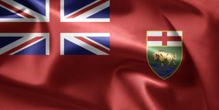 Kanada manitoba arkivbilder