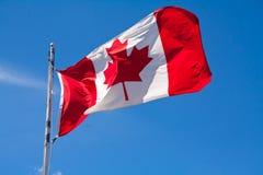 Kanada-Markierungsfahne Stockbilder