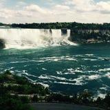 Kanada Niagara Arkivfoto
