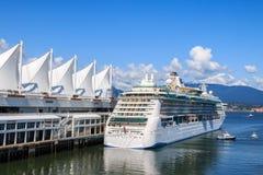 Kanada-Platz-Hafen Lizenzfreie Stockbilder