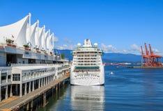 Kanada-Platz-Hafen lizenzfreie stockfotografie