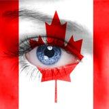 Kanada pojęcie fotografia royalty free
