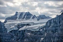 Kanada Rocky Mountains Panorama lizenzfreies stockbild