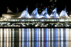 Kanada ställe vancouver Royaltyfria Bilder