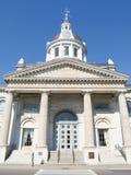 Kanada stadshus kingston ontario royaltyfri bild