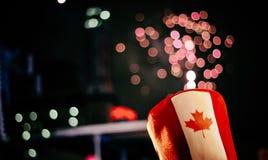 Kanada-Tag lizenzfreie stockbilder