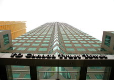 Kanada td tower förtroende Fotografering för Bildbyråer