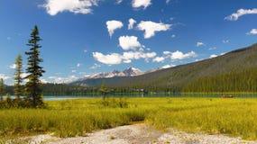 Kanada, Yoho National Park Lizenzfreie Stockbilder
