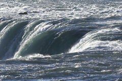 kanadensare faller hästskon niagara Royaltyfri Bild
