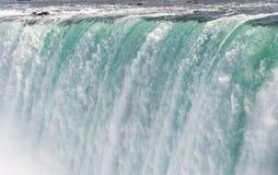 Kanadensare Niagara Falls arkivfoton