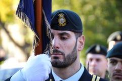 Kanadensaresoldater Royaltyfri Foto