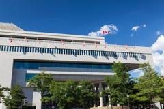 Kanadensisk ambassad, Washington, DC arkivfoton