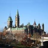 kanadensisk ottawa parlament Royaltyfri Foto