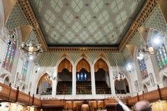 Kanadensisk parlament: huset av allmänningar Arkivbilder