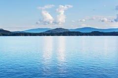 Kanadensisk seascape Fotografering för Bildbyråer