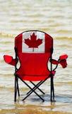 kanadensisk semester Arkivfoto