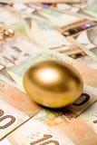 kanadensiska dollar royaltyfri fotografi