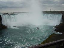 kanadensiska falls Royaltyfria Foton