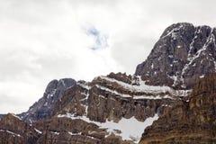 kanadensiska rockies arkivbilder