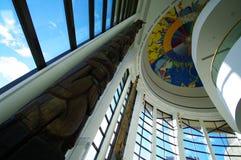 kanadensiskt civilisationmuseum Royaltyfria Foton