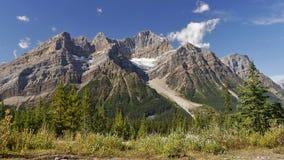 Kanadensiskt stenigt berg Royaltyfri Fotografi