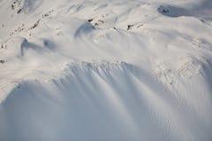 Kanadische Berge Lizenzfreies Stockfoto