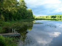 Kanadische Landschaft Lizenzfreies Stockbild