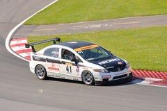 Kanadische Reisen-Auto-Meisterschaft lizenzfreie stockbilder