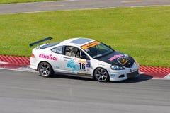 Kanadische Reisen-Auto-Meisterschaft Stockbild