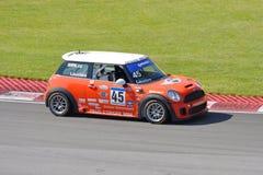 Kanadische Reisen-Auto-Meisterschaft stockfotografie