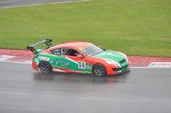 Kanadische Reisen-Auto-Meisterschaft stockbilder