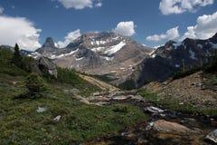 Kanadische Rockies Stockfotografie