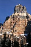 Kanadische Rockies stockfoto