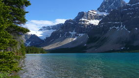 Kanadische Seen Stockfotos