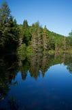 Kanadische Sommer-Landschaft Lizenzfreie Stockfotografie