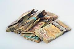 Kanadischer Dollar Lizenzfreies Stockfoto