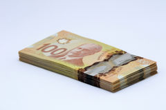Kanadischer Dollar Lizenzfreies Stockbild