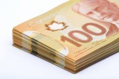 Kanadischer Dollar Lizenzfreie Stockfotos