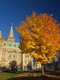 Kanadisches Parlament Stockbilder