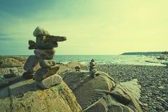 Kanadisches Ufer Lizenzfreie Stockfotos