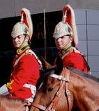 Kanadyjczyk Zmusza władyki Strathcona Końskiego pułku zdjęcia royalty free