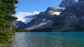Kanadyjscy jeziora Zdjęcia Stock