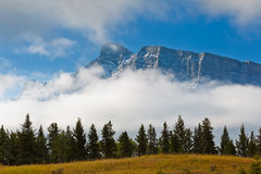 kanadyjscy Rockies obraz stock
