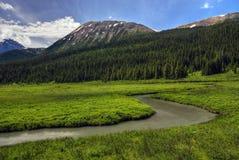 kanadyjscy Rockies zdjęcie stock